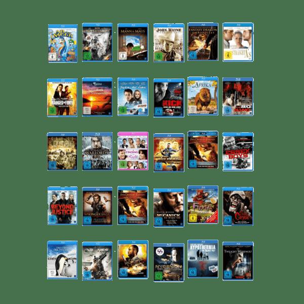 Blu-Ray Spielflime