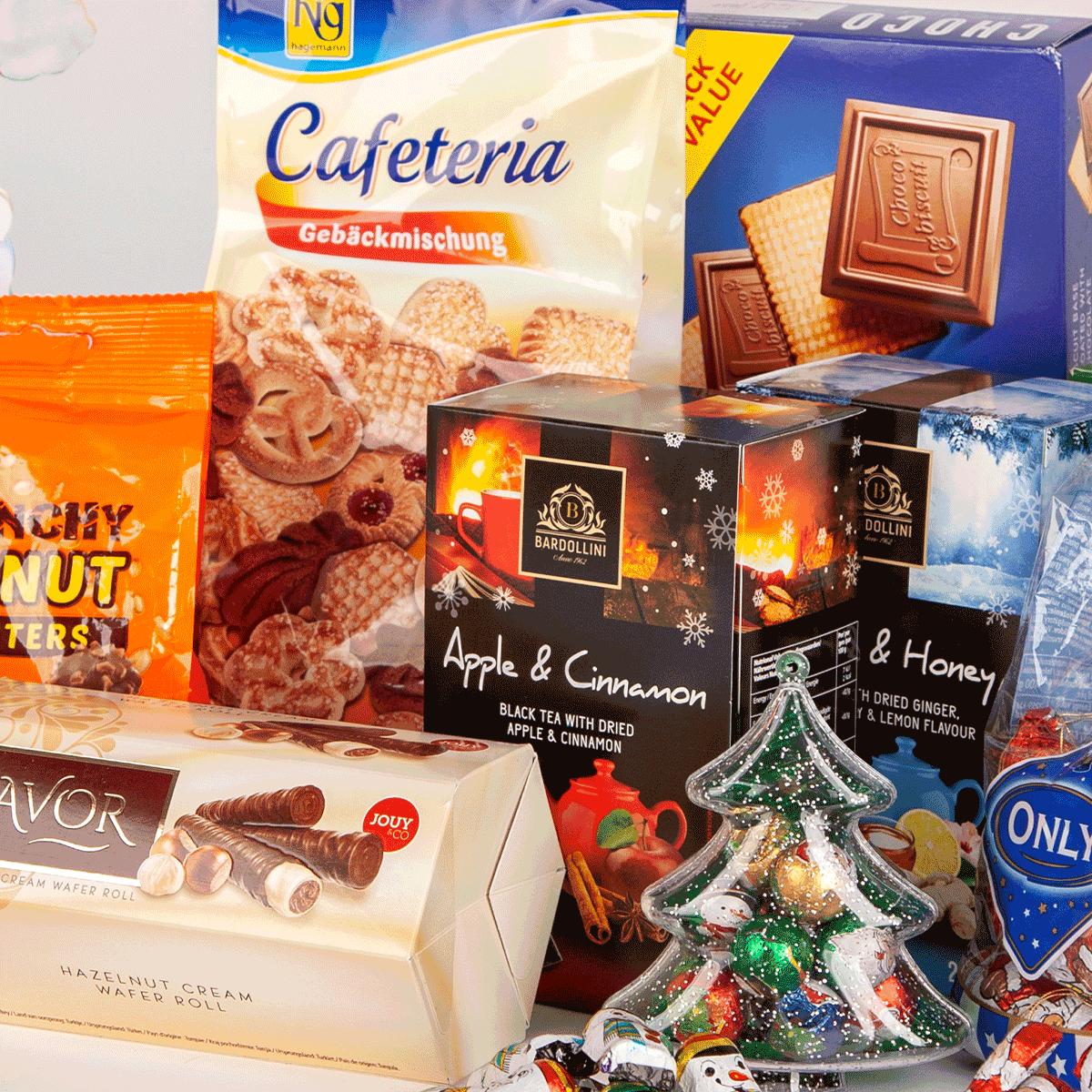 Süßes zur Adventszeit
