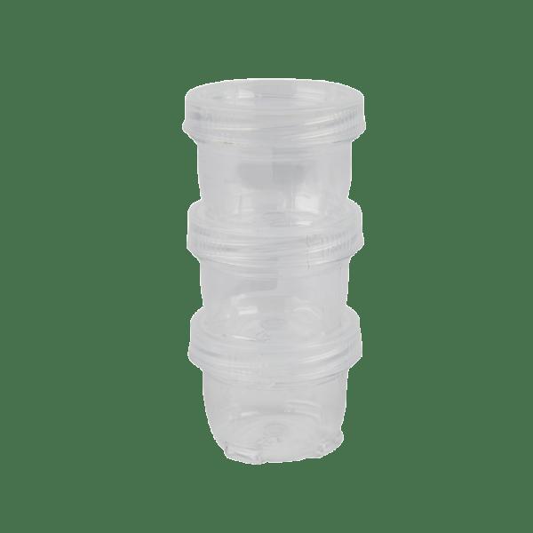 3er Mini-Kräuterdosen