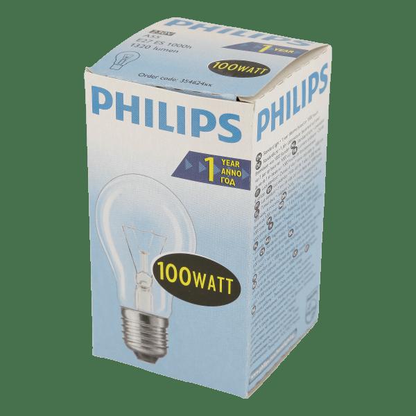 Philips Glühlampe