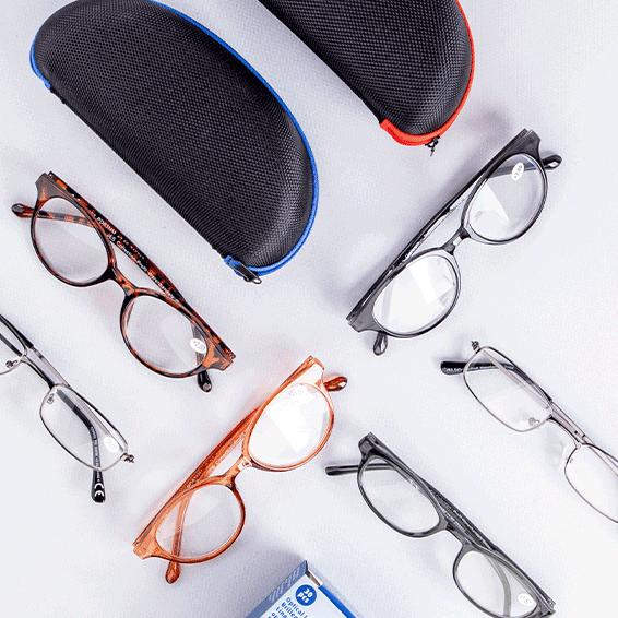 Brillen & Zubehör