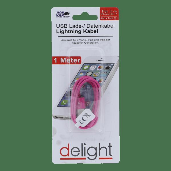 USB Lightning Kabel