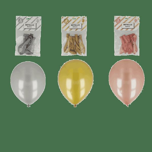 6er Latexballons