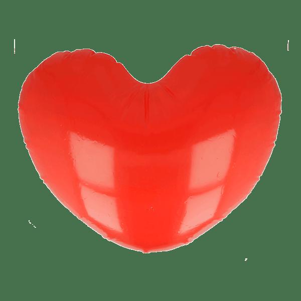 Aufblasbares Herz