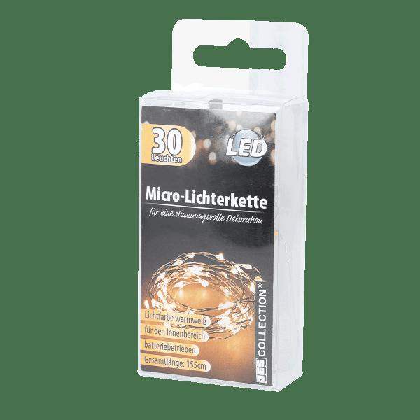 30er LED-Lichterkette