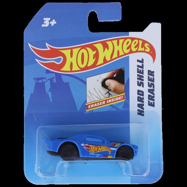 Hot Wheels Eraser