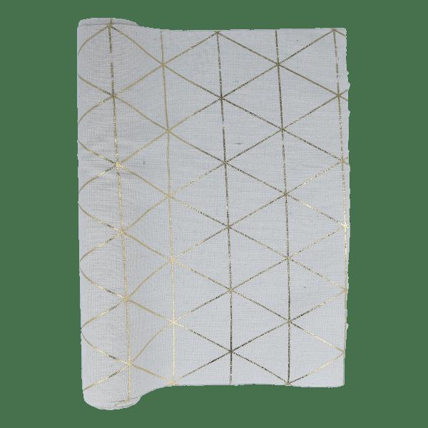 Tischläufer Triangle