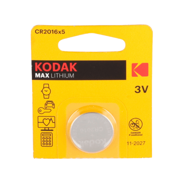 Kodak Knopfbatterie