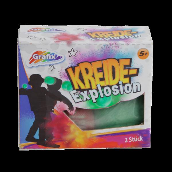 2er Kreide-Explosion