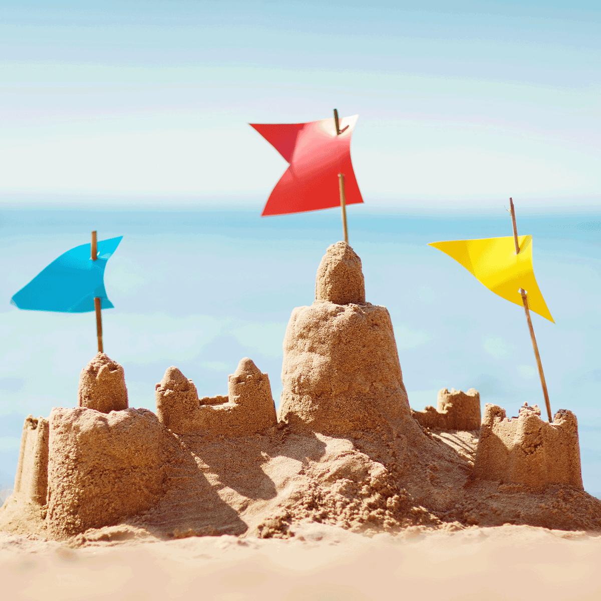 Sandspielwaren