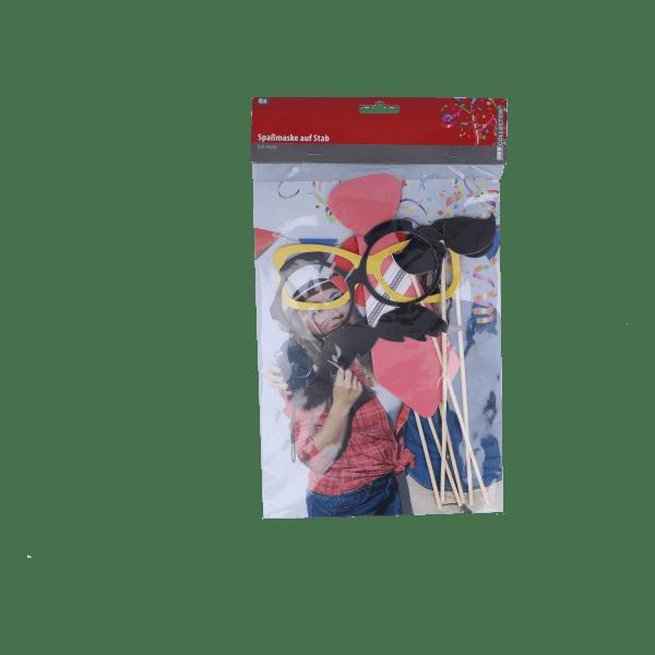 6er Spaßmaske