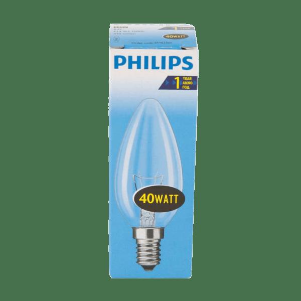 Philips Kerzenlampe