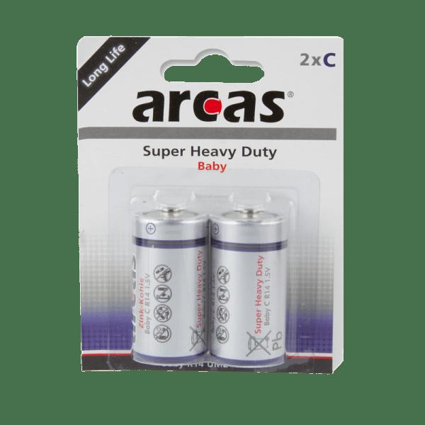 Arcas Babybatterien