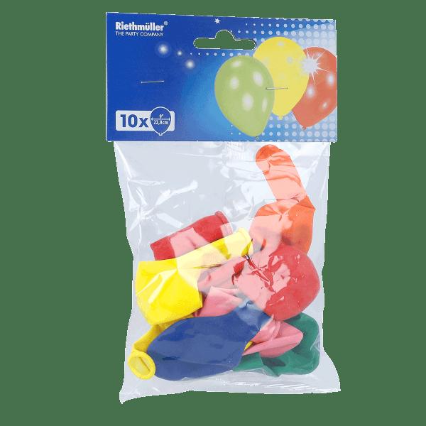 10er Latexballons